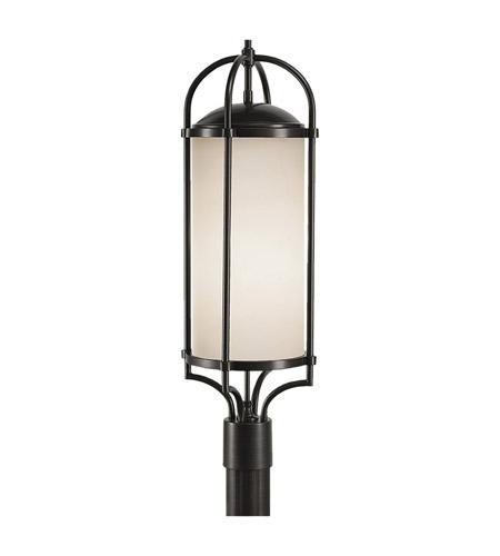 Feiss Dakota 3 Light Post Lantern in Espresso OL7607ES photo