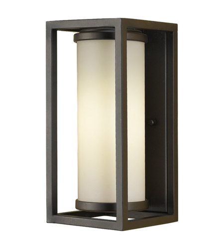 Feiss OLPL7000ORB Industrial Moderne 1 Light 12 inch Oil Rubbed Bronze Outdoor Wall Sconce photo