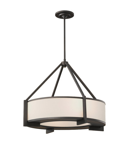 Feiss P1152ORB Stelle 4 Light 24 inch Oil Rubbed Bronze Pendant Ceiling Light photo