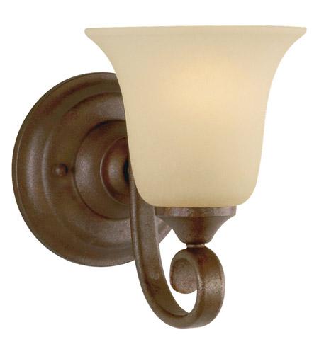 Feiss Vista 1 Light Vanity Strip in Corinthian Bronze VS10401-CB photo