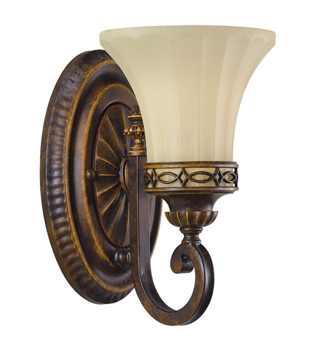 Feiss VS11201-WAL Drawing Room 1 Light 6 inch Walnut Vanity Strip Wall Light in 6.25 photo