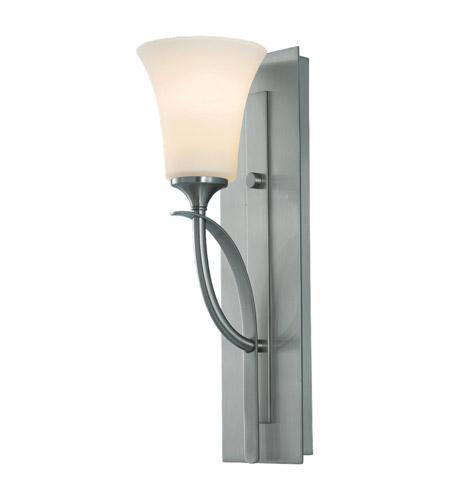 Feiss Barrington 1 Light Vanity Strip in Brushed Steel  VS12701-BS photo