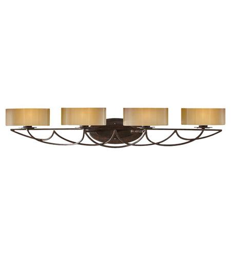 Murray Feiss El Nido: Feiss El Nido 4 Light Vanity Strip In Mocha Bronze VS17804-MBZ