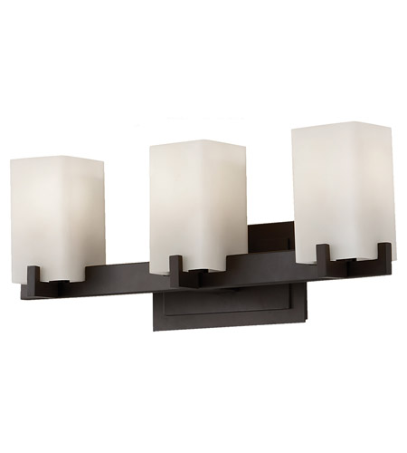 Feiss Riva 3 Light Vanity Strip in Oil Rubbed Bronze VS18403-ORB photo