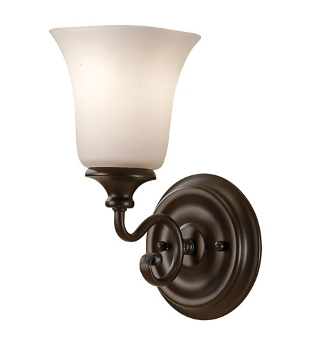 Feiss Brook Haven 1 Light Vanity Strip in Oil Rubbed Bronze VS19601-ORB photo