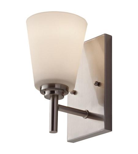 Feiss Regan 1 Light Vanity Strip in Brushed Steel VS25001-BS photo