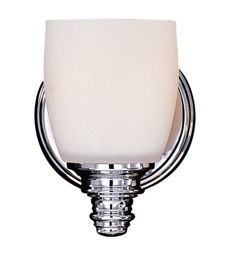 Feiss VS7401-CH Bentley 1 Light 5 inch Chrome Vanity Strip Wall Light photo