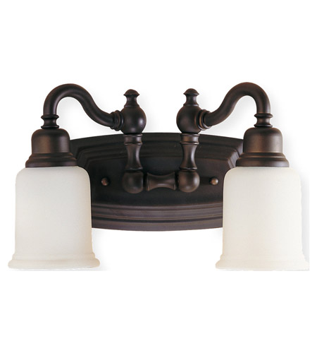 Feiss VS8002-ORB Canterbury 2 Light 14 inch Oil Rubbed Bronze Vanity Strip Wall Light photo