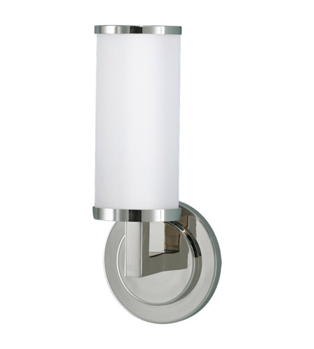 Feiss Industrial Revolution 1 Light Wall Bracket in Polished Nickel WB1323PN photo