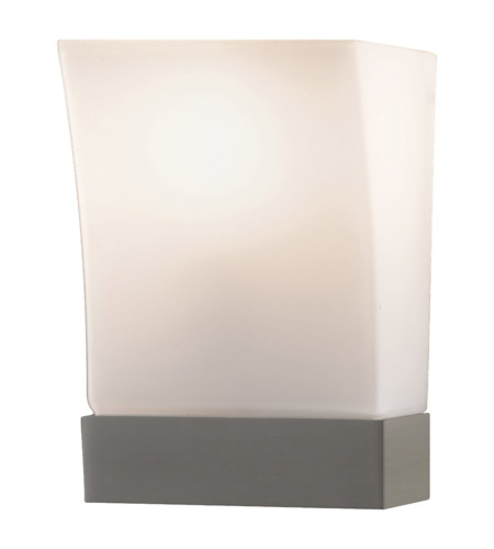 Feiss WB1482BS Blake 1 Light 7 inch Brushed Steel ADA Wall Sconce Wall Light photo