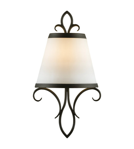 Feiss WB1486BK Peyton 1 Light 8 inch Black ADA Wall Sconce Wall Light photo