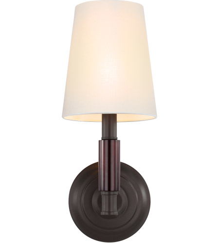 Feiss Lismore 1 Light Wall Bracket In Oil Rubbed Bronze Wb1717orb