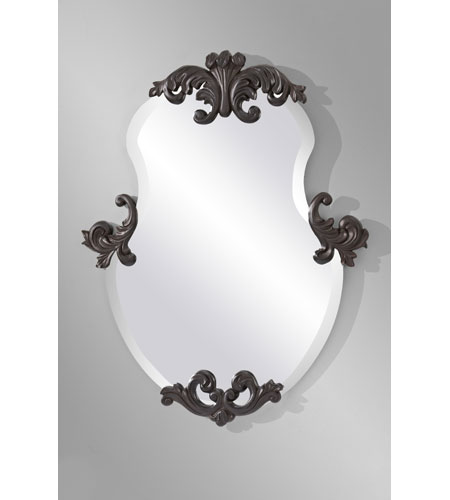 Feiss Venice Mirror In Oil Rubbed Bronze Mr1112orb Feiss