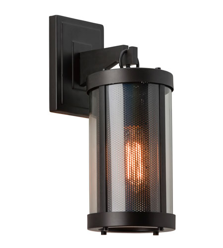 Feiss OL12000ORB Bluffton 1 Light 16 inch Oil Rubbed Bronze Outdoor Lantern Wall Sconce photo thumbnail