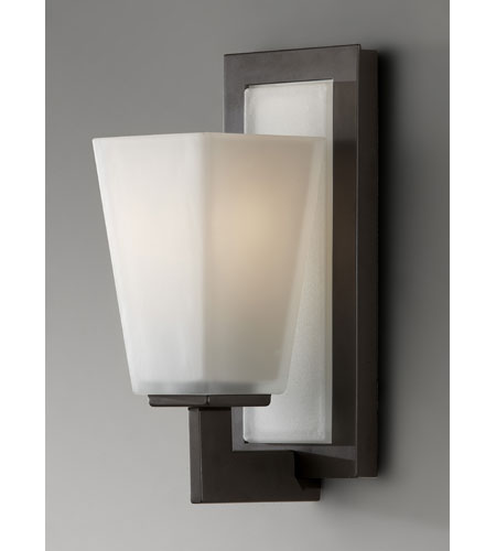Feiss Clayton 1 Light Vanity Strip in Oil Rubbed Bronze VS16601-ORB photo