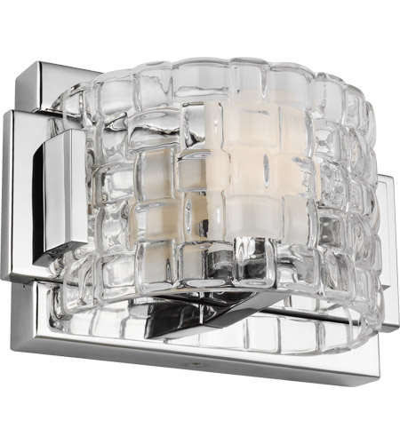 Feiss Steel Brinton Bathroom Vanity Lights