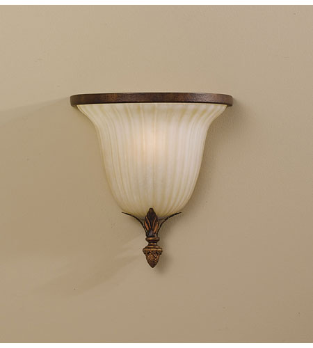 Feiss WB1279ATS Sonoma Valley 1 Light 8 inch aged Tortoise Shell ADA Wall Sconce Wall Light photo