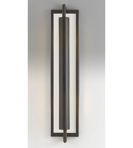 Feiss WB1452ORB Mila 2 Light 5 inch Oil Rubbed Bronze Wall Sconce Wall Light photo