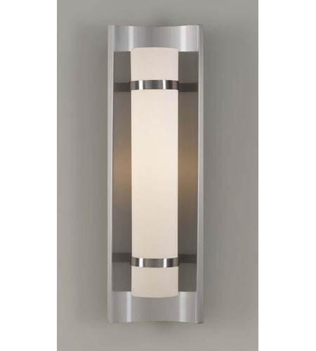 Feiss WB1479BS Colin 1 Light 6 inch Brushed Steel ADA Wall Sconce Wall Light in Standard photo