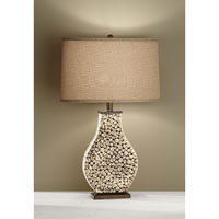 Feiss Independents 1 Light Table Lamp in Architectural Brown 10079ACB alternative photo thumbnail