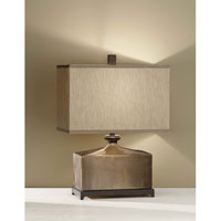 Feiss Independents 1 Light Table Lamp in Cinnamon Glaze and Oil Rubbed Bronze Accents 10088CGZ/ORB alternative photo thumbnail