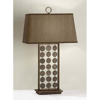Feiss Independents 1 Light Table Lamp in Oil Rubbed Bronze Patina 10093ORBP