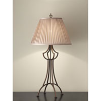Feiss Seraphina 1 Light Buffet Lamp in Copper Bronze 10123CPBZ