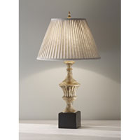 Feiss Cordelia 1 Light Table Lamp in Stone 10127STN