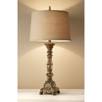 Feiss Signature 1 Light Table Lamp in Umbria 10208UMA