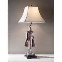 Feiss Signature 1 Light Table Lamp in Mongolian Clay 10211MNGC