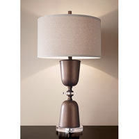Feiss Signature 1 Light Table Lamp in Kona 10213KA