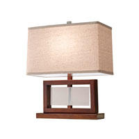 Feiss Signature 1 Light Table Lamp in Golden Bronze 10248GNB