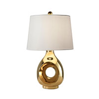 Feiss Signature 1 Light Table Lamp in Hollywood 10251HYW