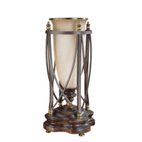 Feiss Independents 1 Light Table Torchiere in Corinthian Bronze 9209CB alternative photo thumbnail