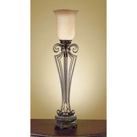 Feiss Independents 1 Light Table Torchiere in Corinthian Bronze 9233CB