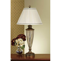 Feiss Independents 1 Light Table Lamp in Firenze Gold 9406FG alternative photo thumbnail