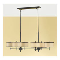 Feiss Casual Luxury 6 Light Chandelier in Dark Bronze F2345/6DBZ alternative photo thumbnail