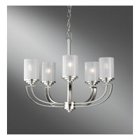 Feiss Finley 5 Light Chandelier in Polished Nickel F2632/5PN alternative photo thumbnail