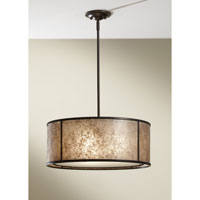 Feiss Taylor 3 Light Chandelier in Light Antique Bronze F2639/3LAB