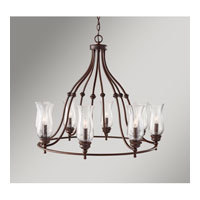 Feiss Pickering Lane 8 Light Chandelier in Heritage Bronze F2784/8HTBZ