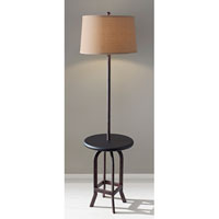 Feiss Kemster 1 Light Floor Lamp in Spice FL6302SP
