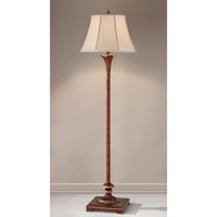 Feiss Signature 1 Light Floor Lamp in Merlot FL6312MRT