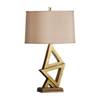 Feiss Xenia 1 Light Table Lamp in Firenze Gold 10018FG photo thumbnail