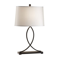 Feiss Jackson 1 Light Table Lamp in Black 10061BK