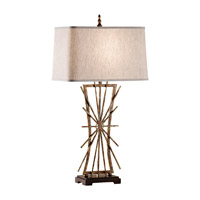 Feiss Atticus 1 Light Table Lamp in Poly Chrome Iron and Ebony 10120PCI/EBY photo thumbnail