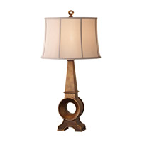 Feiss Cordelia 1 Light Table Lamp in Firenze Gold 10129FG photo thumbnail