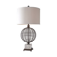 Feiss Signature 1 Light Table Lamp in Java 10233JV