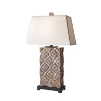 Feiss Signature 1 Light Table Lamp in Twilight 10239TW