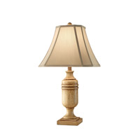 Feiss Signature 1 Light Table Lamp in Fallow 10243FW
