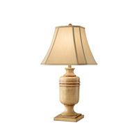 Feiss Signature 1 Light Table Lamp in Fallow 10244FW